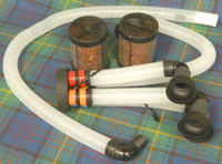Bagpipe watertrap
