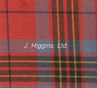 Tartan by the yard (Leslie Red Anc)