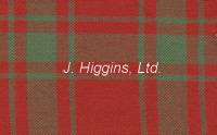 Tartan by the yard (McDonald of Sleat Anc)
