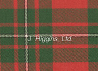 Tartan by the yard (McGregor Red Anc)