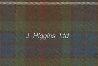 Tartan by the yard (Fraser Htg Muted)