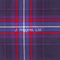 Tartan by the yard (Scottish American)