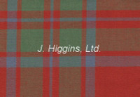 Tartan by the yard (McIntosh Red Anc)