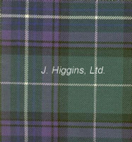 Tartan by the yard (Carnegie of Skibo)
