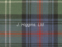 Tartan by the yard (Sutherland Old Anc)