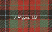 Tartan by the yard (McNicol Red Anc)
