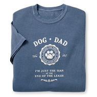 """Dog Dad"" T-Shirt"