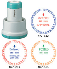 N77 Rotary XpeDater Date Stamp