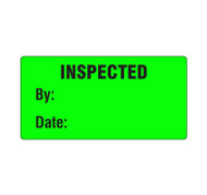 Inspected By Labels