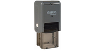 """P02 Self-Inking Message Stamp 1"""" x 1"""""""