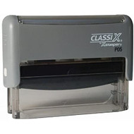 """P05 Self-Inking Message Stamp 3/8"""" x 2-3/4"""""""