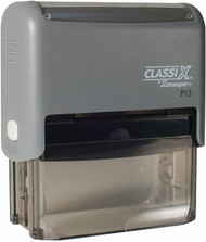 """P13 Self-Inking Message Stamp 1"""" x 2-1/2"""""""