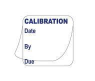 Large Self Laminating Calibration Labels