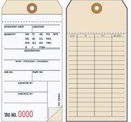 Inventory Tags - 2 Part Carbonless (Box of 500)