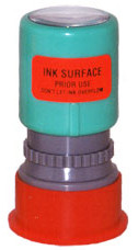 UV Ink Stamp For Non-Porous Surfaces