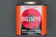 Hercules Bullseye Smokeless Pistol Powder Can Front