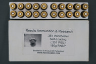 .351 Winchester Self Loading Ammo