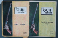 The Gun Report,  First 20 Issues, June 1955-December 1956