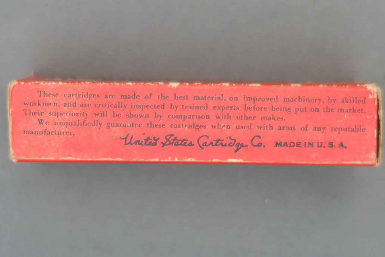 32 Remington Auto Smokeless Improved Hunting Cartridges