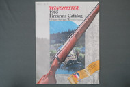 Winchester 1985 Firearms Catalog Featuring The Eagle Scout and Boy Scout 75th Anniversary 9422 Rifles