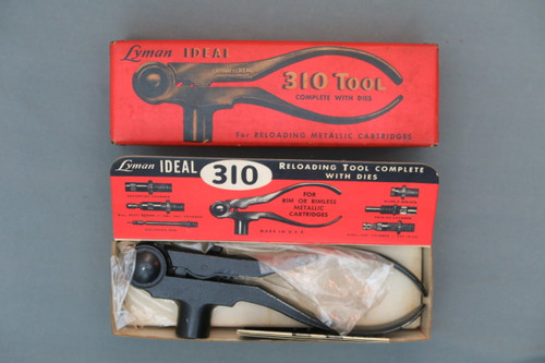 Lyman Ideal 310 Tool Complete With Dies For 30/06