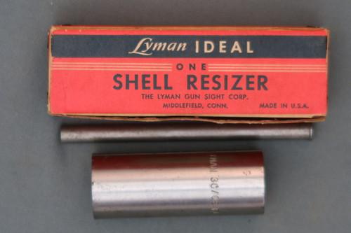 Lyman Ideal 30/06 Shell Resizer In Box
