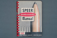 Speer Handloaders Manual Volume 1