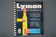Lyman Reloading Handbook 44th Edition