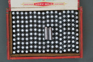 32-40 185 Grain Zischang Bullets 1-20 Mix, 160 Pcs