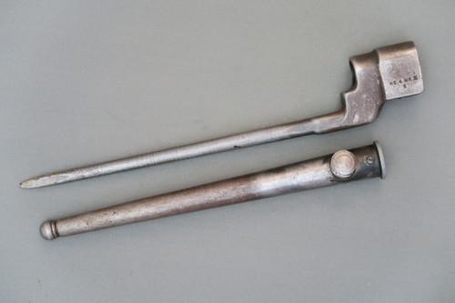 British No. 4 MK II Bayonet by Savage