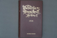 1916 Catalogue and Price List of Winchester