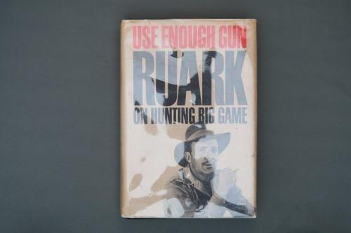 Use Enough Gun Ruark On Hunting Big Game