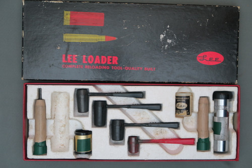 Lee Loader In 12 Gauge