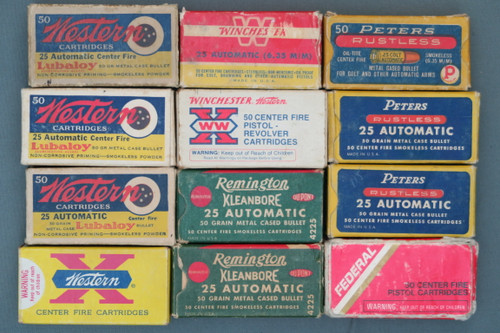 25 Automatic Ammo Collection