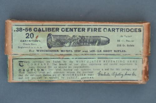 Winchester .38-56 Caliber, Center Fire Cartridges, Front