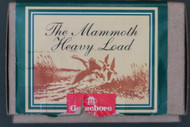 The Mammoth Heavy Load by Gamebore, 8 Gauge Shells, Front