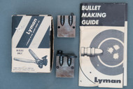 Lyman 311 359 Dual Cavity Bullet Mould