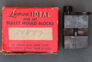 Lyman Ideal .375 Round Ball Mould Blocks