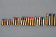 22 Different CCI 22 Caliber Dummy Cartridges