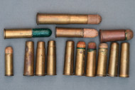 Collection of Shot Cartridges