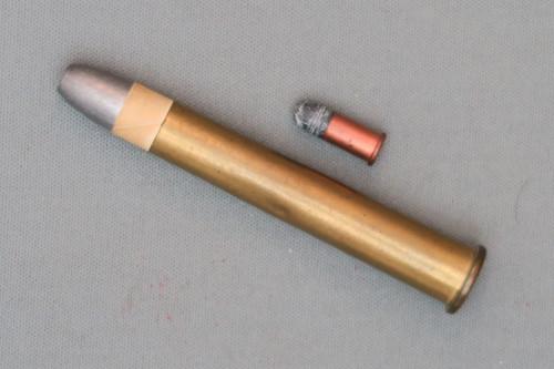 40-70 Sharps Straight 2.5 inch Case Round