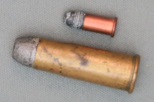 38 Colt Lightning Magazine Rifle Cartridge