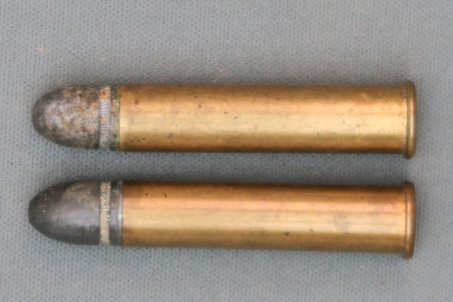 38 Extra Long Frank Wesson Rifle Cartridges