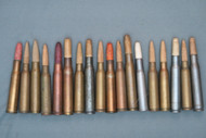 18 Assorted Military Blanks