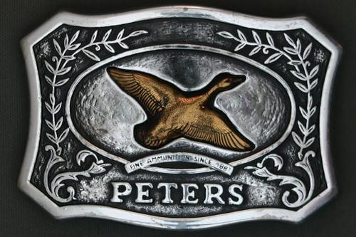 Peters Belt Buckle