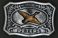 Peters Belt Buckle
