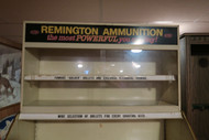Remington Ammunition Dealer's Display Shelving Unit, Top