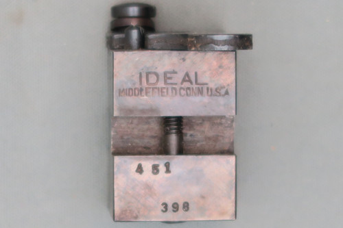 Ideal .451 Round Ball Bullet Mould, Markings