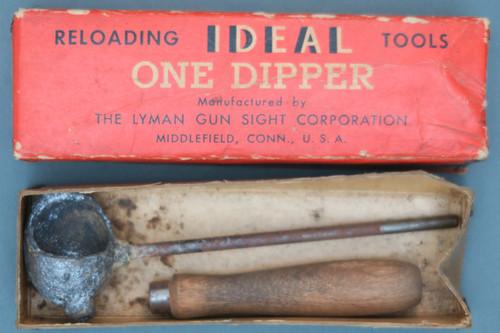 Ideal Dipper in Original Box