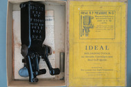 Ideal Universal Powder Measure No. 13 In Original Box With Directions